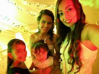 El matrimonio de Aura Rocío y Luis Alberto  3