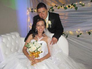 El matrimonio de Aura Rocío y Luis Alberto