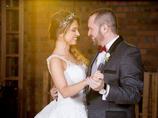 El matrimonio de Sandra y Juan Manuel
