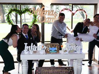El matrimonio de Milena y Daniel 2