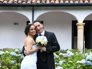 El matrimonio de Milena y Daniel