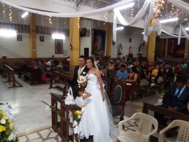 El matrimonio de Luis Alberto  y Aura Rocío en Floridablanca, Santander 15