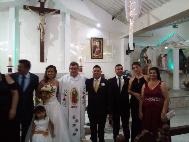 El matrimonio de Luis Alberto  y Aura Rocío en Floridablanca, Santander 24