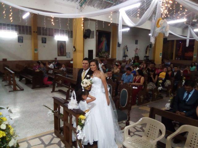 El matrimonio de Luis Alberto  y Aura Rocío en Floridablanca, Santander 25