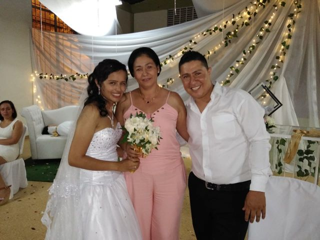El matrimonio de Luis Alberto  y Aura Rocío en Floridablanca, Santander 37