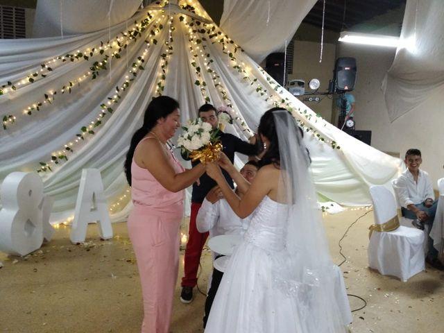 El matrimonio de Luis Alberto  y Aura Rocío en Floridablanca, Santander 50