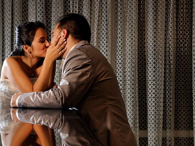 El matrimonio de Sonia y Julio