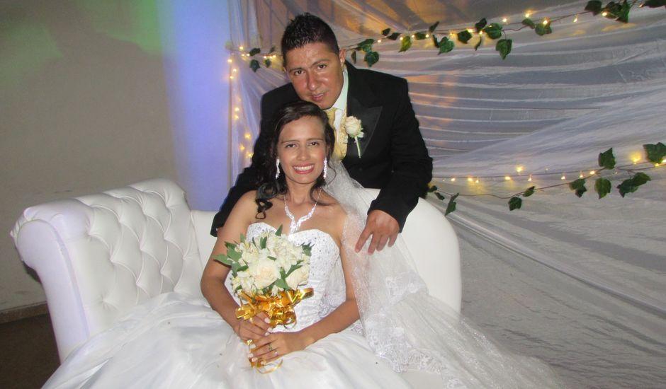 El matrimonio de Luis Alberto  y Aura Rocío en Floridablanca, Santander