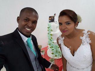 El matrimonio de Yurainis y Jhon 2