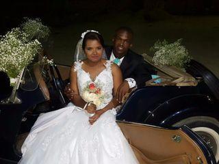 El matrimonio de Yurainis y Jhon
