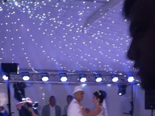 El matrimonio de Érica  y Diego  2