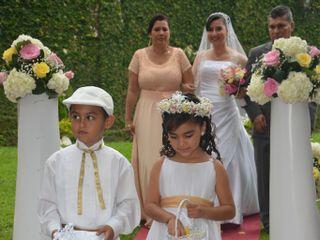 El matrimonio de Caren y Jerson 1