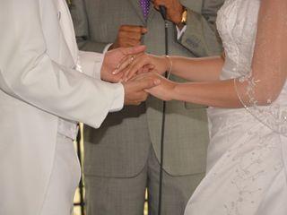 El matrimonio de Caren y Jerson 2