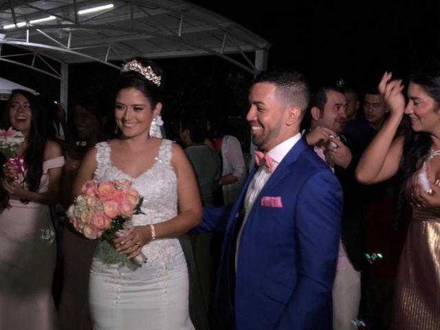 El matrimonio de Érica  y Diego