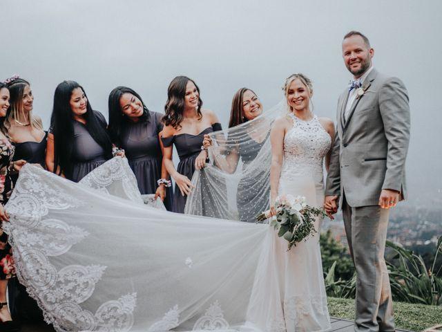 El matrimonio de Michael y Arianny en Medellín, Antioquia 9