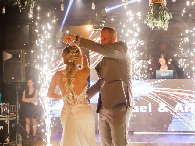 El matrimonio de Arianny y Michael