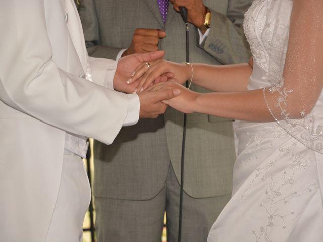 El matrimonio de Jerson y Caren en Piedecuesta, Santander 1