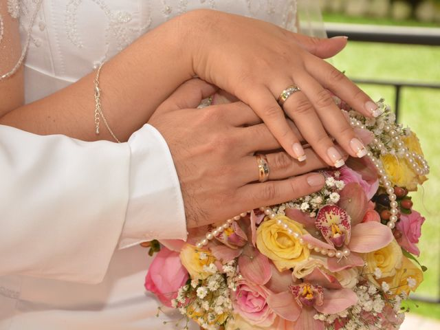 El matrimonio de Jerson y Caren en Piedecuesta, Santander 2