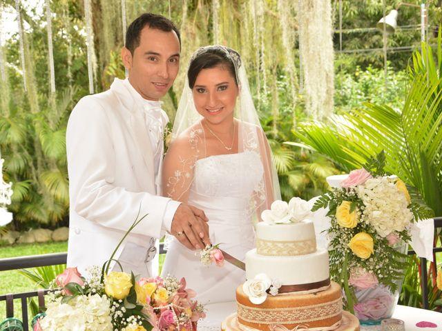 El matrimonio de Caren y Jerson