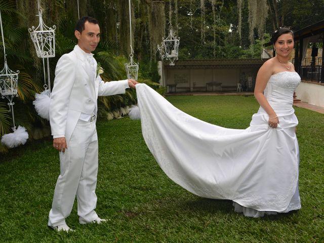 El matrimonio de Jerson y Caren en Piedecuesta, Santander 9