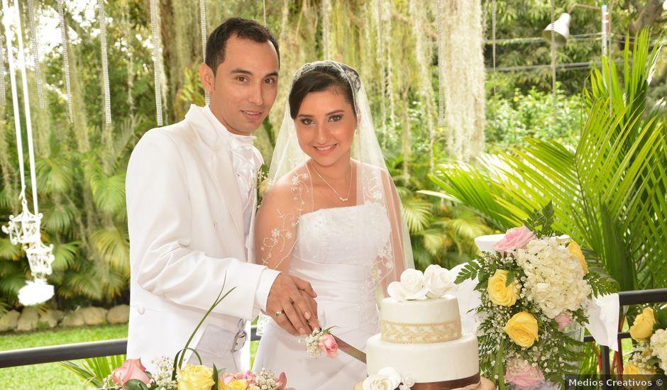 El matrimonio de Jerson y Caren en Piedecuesta, Santander