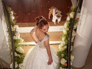El matrimonio de Yurany  y Oscar  2