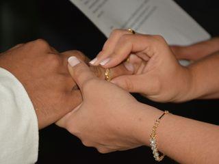 El matrimonio de Claudia y Leonardo 3