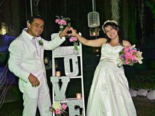 El matrimonio de Claudia y Leonardo