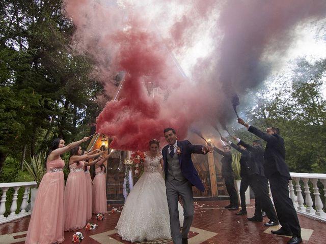El matrimonio de Oscar  y Yurany  en La Calera, Cundinamarca 9