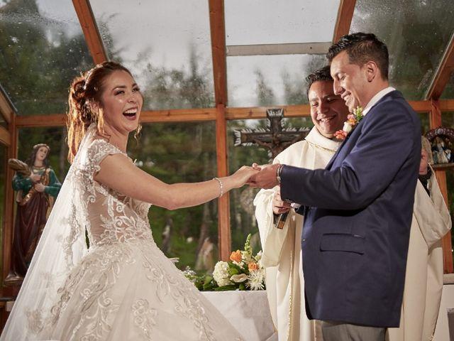 El matrimonio de Oscar  y Yurany  en La Calera, Cundinamarca 10