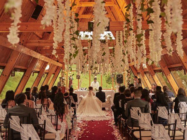 El matrimonio de Oscar  y Yurany  en La Calera, Cundinamarca 2