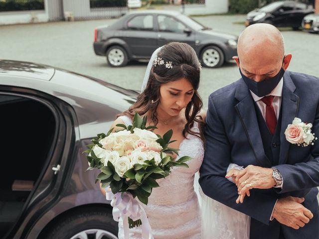 El matrimonio de Jessica y Andrés en Cali, Valle del Cauca 20