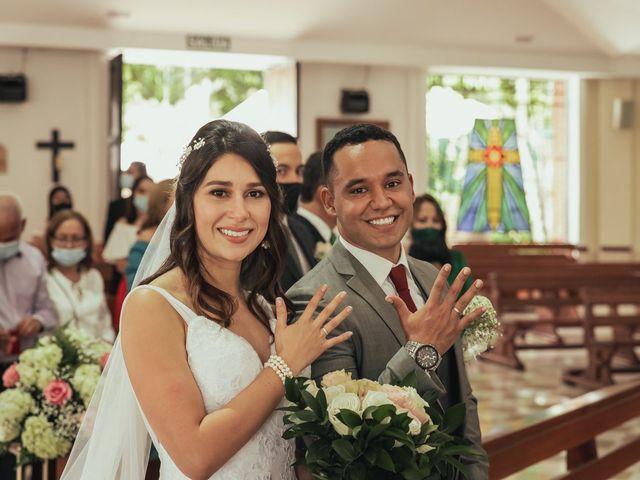 El matrimonio de Jessica y Andrés en Cali, Valle del Cauca 28