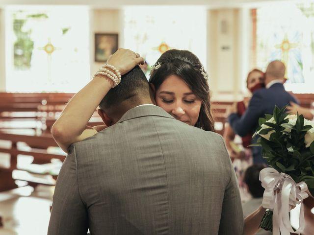 El matrimonio de Jessica y Andrés en Cali, Valle del Cauca 29