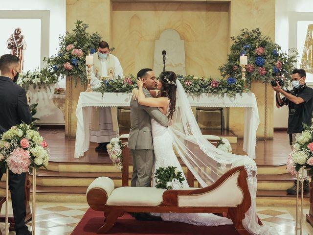 El matrimonio de Jessica y Andrés en Cali, Valle del Cauca 30