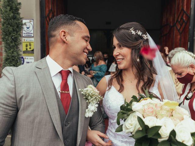 El matrimonio de Jessica y Andrés en Cali, Valle del Cauca 31