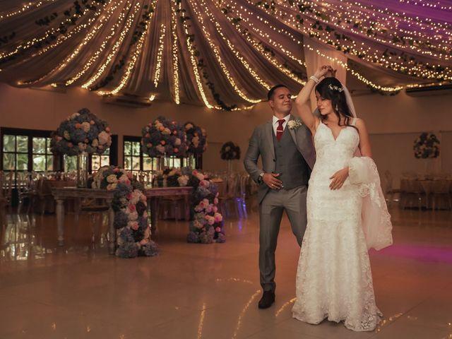 El matrimonio de Jessica y Andrés en Cali, Valle del Cauca 33