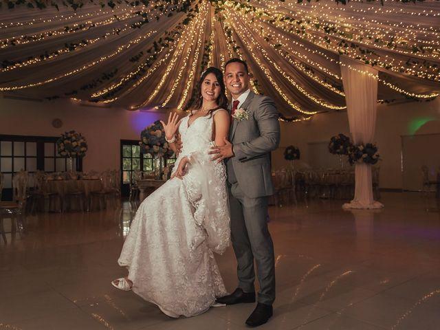 El matrimonio de Jessica y Andrés en Cali, Valle del Cauca 34