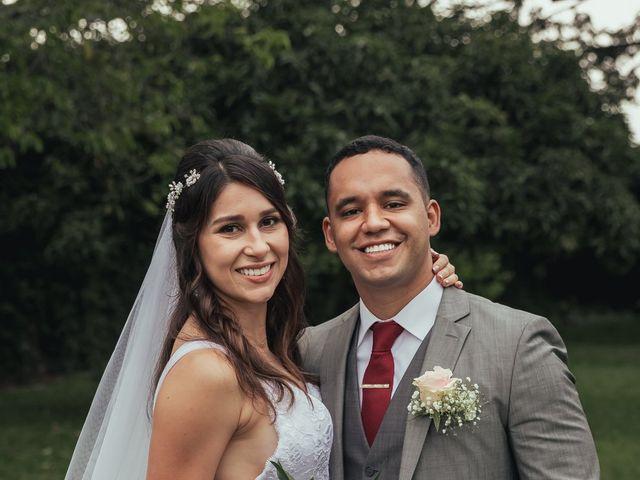 El matrimonio de Jessica y Andrés en Cali, Valle del Cauca 35