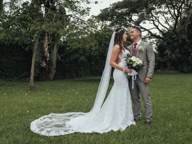 El matrimonio de Jessica y Andrés en Cali, Valle del Cauca 1