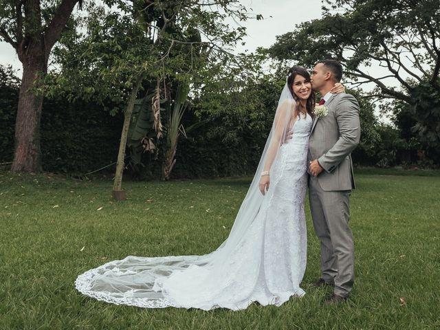 El matrimonio de Jessica y Andrés en Cali, Valle del Cauca 36