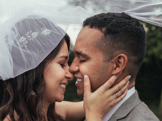 El matrimonio de Jessica y Andrés en Cali, Valle del Cauca 2