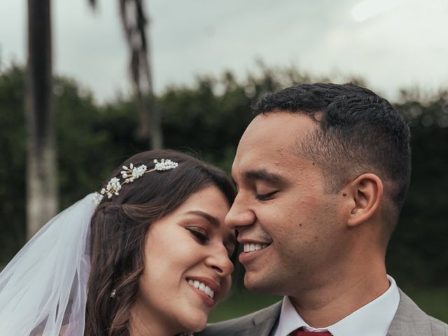 El matrimonio de Jessica y Andrés en Cali, Valle del Cauca 39