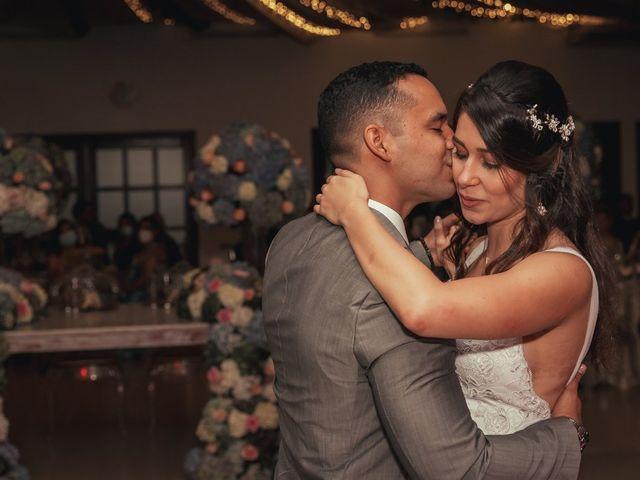 El matrimonio de Jessica y Andrés en Cali, Valle del Cauca 42