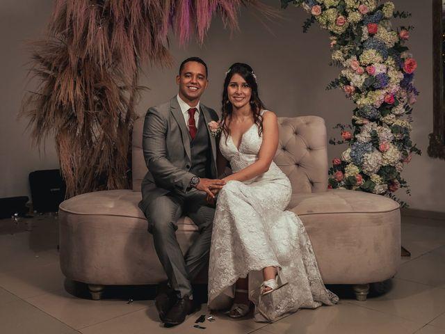El matrimonio de Jessica y Andrés en Cali, Valle del Cauca 43