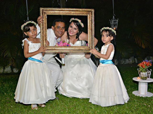 El matrimonio de Leonardo y Claudia en Piedecuesta, Santander 5