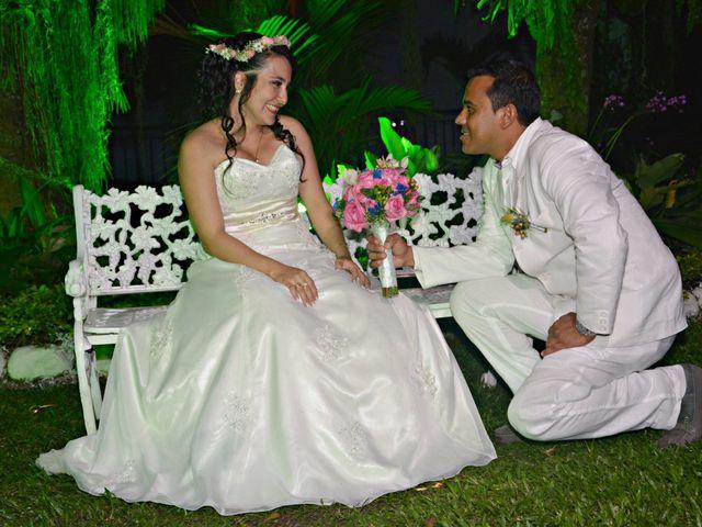 El matrimonio de Leonardo y Claudia en Piedecuesta, Santander 8