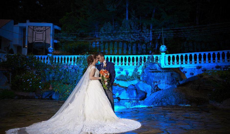 El matrimonio de Oscar  y Yurany  en La Calera, Cundinamarca
