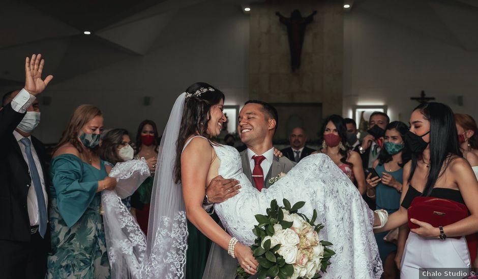 El matrimonio de Jessica y Andrés en Cali, Valle del Cauca