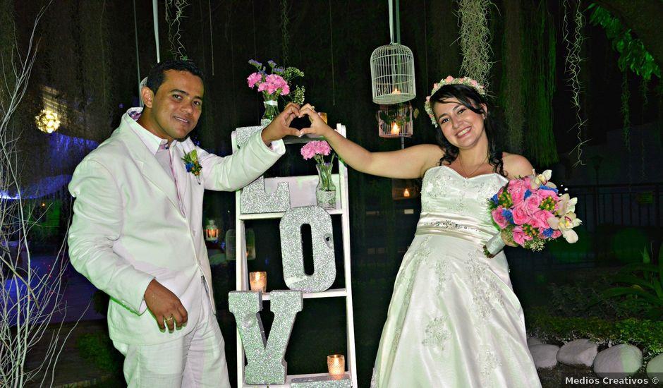 El matrimonio de Leonardo y Claudia en Piedecuesta, Santander